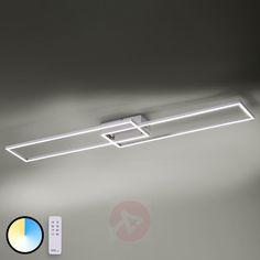 Multifunktionale LED-Deckenlampe Iven mit Fernbed.-6002910-01 Moroccan Decor, Montage, Neon Signs, Remote, Refurbishment, Ceiling Lights