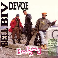 USED CASSETTE Released in 1990, Poison is the debut studio album from American R&B/hip hop group Bell Biv DeVoe MCA Records (MCAC-6387) Side 1: Dope! BBD (I Thought It Was Me)? Let Me Know Something?!