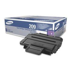 Samsung Standard Toner Cartridge #MLT-D209S