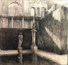 Obra de Guillermo. Becario 2013 (primer turno)