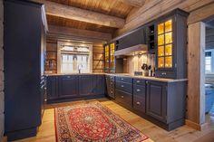(12) FINN – Veggli/Svartli - Flott hytte i laftet tømmer med høy standard, utsikt og gode solforhold