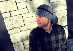 Knit Mens Hat