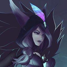 League of Legends - Ravenborn LeBlanc Character Poses, Character Art, Character Design, Xayah Lol, Liga Legend, Gothic Anime, Image Fun, Izu, Lol League Of Legends