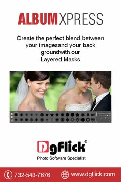 Merge your pictures with your background, to give it a more nuanced and finer look, with the #Album Xpress by #DgFlick Get a free trial now http://goo.gl/aK8aRUOr you can buy it at #BHSuperStore http://goo.gl/68ERWi