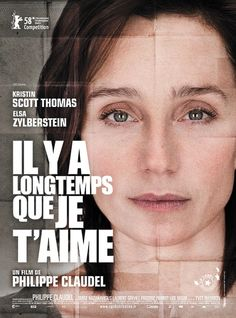 Directed by Philippe Claudel. With Kristin Scott Thomas, Elsa Zylberstein, Serge Hazanavicius, Laurent Grévill. A woman struggles to interact with her family and find her place in society after spending fifteen years in prison. Kristin Scott Thomas, How To Speak French, Learn French, Philippe Claudel, French Movies, Blu Ray, French Lessons, Teaching French, French Language Learning