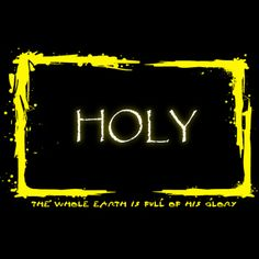"""#Devotion #GodisHoly #boldlyapproach #worshipthecreator IAM Set Apart Revelation 4:8 """"Holy, holy, holy is the Lord God, the Almighty— the one who always was, who is, and who is still to come.""""  We worship a HOLY God.  Set apart, special.  beyond our comprehension. Revelation 4, Holy Holy, Set Apart, Daily Devotional, Comprehension, Holi, Worship, The Creator, Encouragement"""