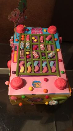Candy crush surprise