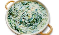 Nigel Slater's classic creamed spinach Nigel Slater's classic creamed spinach Mexican Food Recipes, Vegetarian Recipes, Good Food, Yummy Food, Delicious Recipes, Tasty, Nigel Slater, Creamed Spinach, Recipes From Heaven