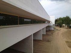 Museu Nadir Afonso em Chaves - projeto de Álvaro Siza