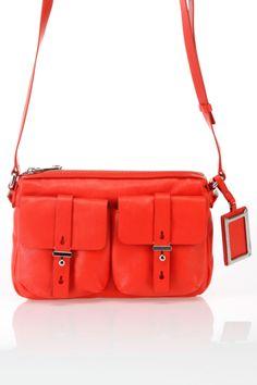 Marc by Marc Jacobs Werdie Camera Bag In Red