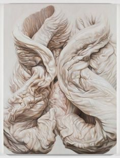 Victoria Reynolds' Scary Paintings Of Meat