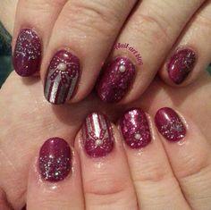 IBD Indian Sari nail art Nail Art 2014, Gel Polish, Gel Nails, Sari, Indian, Beauty, Nail Gel, Gel Nail, Saree