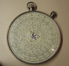 Fowler's Universal Calculator, a circular slide rule produced in Manchester from the end of the 19th century into the second half of the 20th. (Abridged from web site)