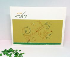 All Occasion Card - Paper Handmade Greeting Card - Engagement Card - New Job…