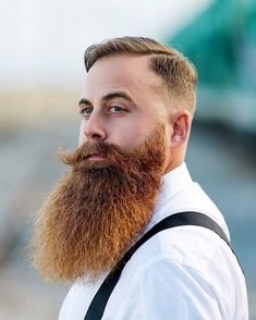 Meanwhile it's important to pay a visit to the barber at least in one time each week, to cut and also contour our beard, except we wish to find a face...