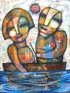denthe: Artists that inspire me: Dan Casado