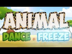 Join Jack Hartmann in this animal freeze dance song. Great for listening comprehension skills, listen carefully to when Jack says to freeze. Movement Preschool, Preschool Music, Movement Activities, Animal Activities, Music Activities, Preschool Zoo Theme, Silly Songs, Kids Songs, Dance Lessons
