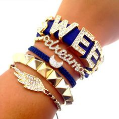 Sweet Dreams Arm Candy Set by shopjailbird