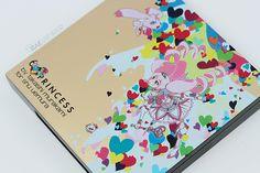 Shu Uemura - 6 Heart Princess by Takashi Murakami via http://www.theraeviewer.com