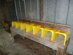 chicken coop laying box size | Homesteading Project - DIY Chicken Nesting Boxes Using Kitty Litter ...