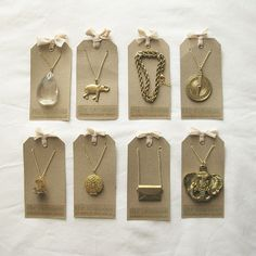 really cute jewelry packaging