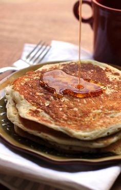 Best Buttermilk Pancakes | Joanne Eats Well With Others