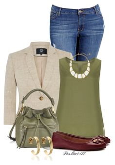 """""""#polyvoreplus"""" by penny-martin ❤ liked on Polyvore featuring Old Navy, Viyella, Manon Baptiste, Sanctuary, Tory Burch, Kate Spade and BAM-B"""