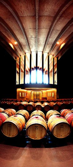 Ysios Winery in Spain (Santiago Calatrava)