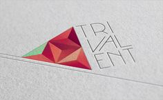 Nina-Georgieva-Trivalent-Brand-Identity-logo-design-pyramid-triangle-polygon-3D-heptagon-ceptagon-geometric