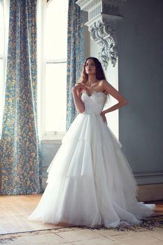 Matilda Wedding Dress from Karen Willis Holmes 2013 Collection