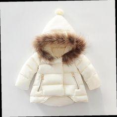 a04a04ac9d20d Combinaison Bébé Hiver, Vestes D'hiver Pour Enfants, Manteaux Enfants, Bébé  Hiver