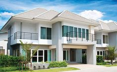 Modern  Home.   With Style and Utility.