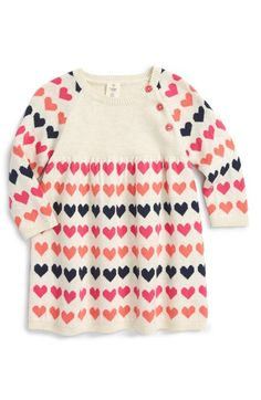 Tucker+++Tate+Sweater+Dress+(Baby+Girls)+available+at+#Nordstrom