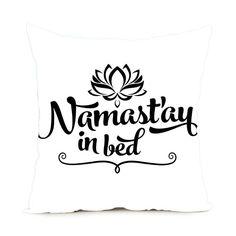 Namaste Unique Throw Pillowcases