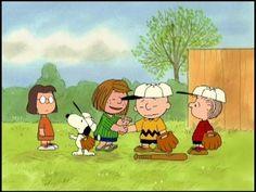 Lucy Deve ser Negociada, Charlie Brown - YouTube