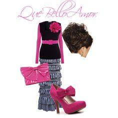 Rosa Elegante//Dressy Pink