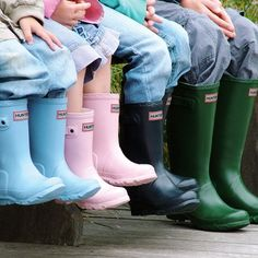 Hunter Kids' Wellies