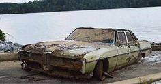 osCurve Brasil : Carro retirado de lago pode resolver desaparecimen...