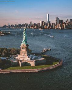 Liberty Island by Marco Degennaro Photos by newyorkcityfeelings.com - The Best Photos and Videos of New York City including the Statue of Liberty Brooklyn Bridge Central Park Empire State Building Chrysler Building and other popular New York places and attractions.