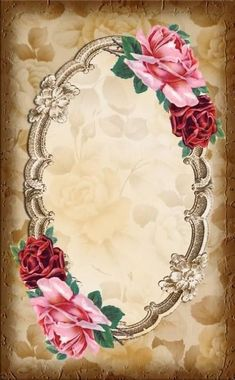 Vintage Labels, Vintage Cards, Vintage Paper, Vintage Images, Decoupage Vintage, Decoupage Art, Scrapbook Paper, Scrapbooking, Happy Birthday Flower