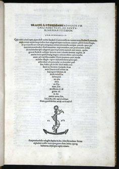 Aldo Manuzio: grande mostra a Venezia, alle Gallerie dell'Accademia