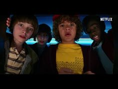 Stranger Things Season 2 Trailer - YouTube