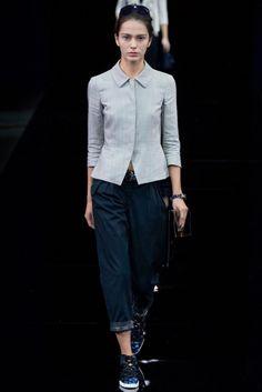Emporio Armani Lente/Zomer 2015 (2) - Shows - Fashion