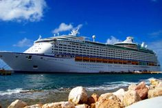 Royal Caribbean: cantieri navali k., ridimensionato il restyling di Adventure of the Seas Southern Caribbean Cruise, Ship Tracker, Cruise Pictures, Sea Dream, Cruise Reviews, Adventure Of The Seas, Kos, Cruises, Travel