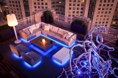 11 Hottest Fresh Outdoor Trends in 2014 You Must See If you want to make the most of the outdoors, you'll want to use it in the evenings when it is dark, and to do this you'll need outdoor lighting.