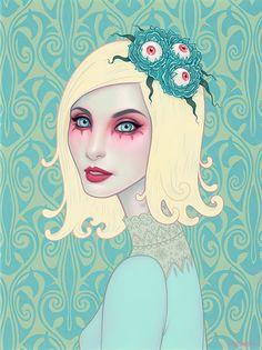 'Eyes On You' by Tara McPherson
