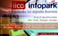 Auf der iico gibt es einen exklusiven Inbound Marketing Kurs von unserem Trainer Norbert Schuster