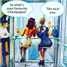 It's totally starting to seem like a daily ritual! Thinking of Febfast! #funtimes #champagne #winterwonderland #friendswithbenefits #bubbles