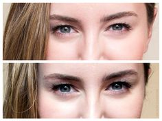 Are #lash extensions worth it? #natural #eyelash extensions before and after via (click image for details) via pinterest.com/radiancereport/  -- #beautyblogs #bbloggers #mua #makeup #beauty #swatches