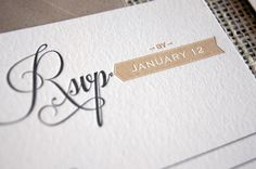 Neutral Travel-Themed Destination Wedding Invitations by BC Design via Oh So Beautiful Paper (2)